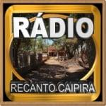 Logo da emissora Rádio Recanto Caipira