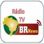 Logo da emissora Rádio BR News