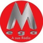 Logo da emissora FM Mega Rádio