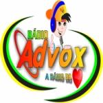 Logo da emissora Rádio Advox