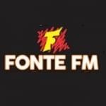 Logo da emissora Fonte FM Brasília