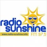 Logo da emissora Radio Sunshine 97.5 FM