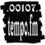 Logo da emissora Radio Tempo 107 FM