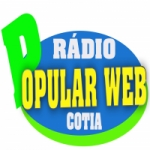 Logo da emissora Radio Popular Web