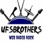 Logo da emissora UFS Brothers Web Radio Rock