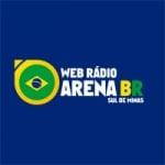 Logo da emissora Rádio Arena BR Sul de Minas