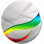 Logo da emissora Web Rádio Folha do Mangue