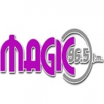 Logo da emissora Radio Magic 96.5 FM