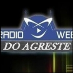 Logo da emissora Rádio Web do Agreste
