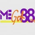 Logo da emissora Radio Mega 88.1 FM