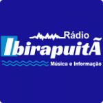 Logo da emissora Rádio Ibirapuitã