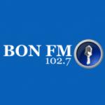 Logo da emissora Radio Bon 102.7 FM