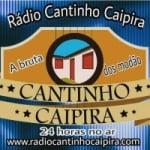 Logo da emissora Web Rádio Cantinho Caipira