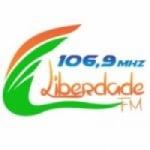 Logo da emissora Rádio Liberdade 106.3 FM