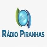 Logo da emissora Rádio Piranhas FM