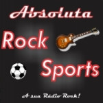 Logo da emissora Absoluta Rock Sports