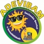 Logo da emissora Rádio ADEVIBAM