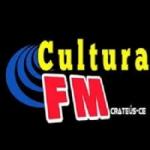 Logo da emissora Rádio Cultura FM De Crateús