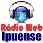 Logo da emissora Rádio Web Ipuense