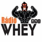 Logo da emissora Rádio Whey