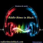 Logo da emissora Rádio Ritmo in Black