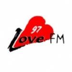 Logo da emissora Radio Love 97 FM