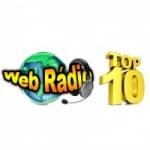 Logo da emissora Web Rádio Top 10
