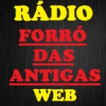Logo da emissora Rádio Forró das Antigas Web