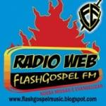 Logo da emissora Flashgospel FM