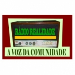 Logo da emissora Rádio Realidade