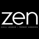 Logo da emissora Radio Zen 104.5 FM