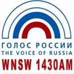 Logo da emissora WNSW 1430 AM