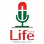 Logo da emissora Radio Life 97.5 FM