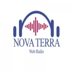 Logo da emissora Web Rádio Shallom Nova Terra