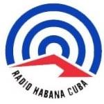 Logo da emissora Radio Habana Cuba 9550 SW