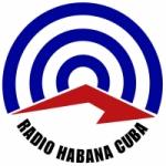 Logo da emissora Radio Habana Cuba 11800 OC