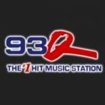 Logo da emissora WNTQ 93 FM
