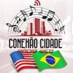 Logo da emissora Conexão Cidade USA