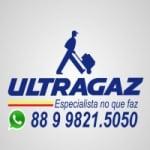 Logo da emissora Rádio Ultragaz