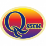Logo da emissora Radio Q 95.3 FM