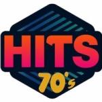 Logo da emissora Hits 70s
