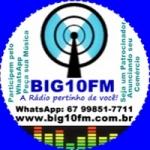 Logo da emissora Rádio Big10fm