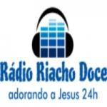 Logo da emissora Rádio Riacho Doce Gospel