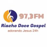 Logo da emissora Riacho Doce Gospel
