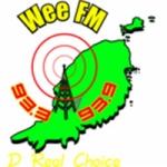 Logo da emissora Radio Wee 93.3 FM