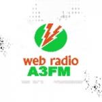 Logo da emissora Web Rádio A3 FM