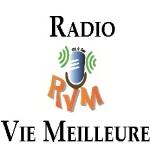 Logo da emissora Radio Vie Meilleure 93.3 FM