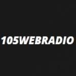 Logo da emissora 105 Web Rádio