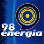 Logo da emissora 98 Energia