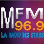 Logo da emissora Radio Musique 96.9 FM